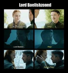 eeeeeeh....Lord Baelish