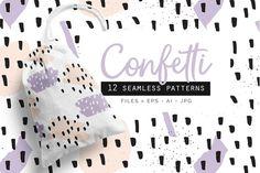 Confetti Style Patte