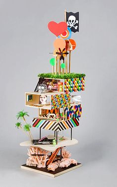 16   This Is What Happens When Top Architects Design Doll Houses   Co.Create   creativity + culture + commerce