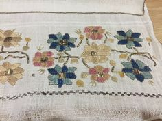 ottoman turkish embroidery towel FOR SALE • $125.00 • See Photos! Money Back Guarantee. ottoman great embroidery towel dimensions length:125cm width:45cm 232251206445