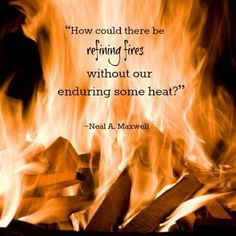 Refining Fire Scripture
