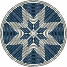 Discover thousands of images about 16 Patrones de Diseños Wayuu para Mochilas Crochet / Gratis Free Crochet Bag, Crochet Gratis, Crochet Purses, Crochet Chart, Mandala Au Crochet, Tapestry Crochet Patterns, Knitting Patterns, Bag Patterns, Mochila Tutorial
