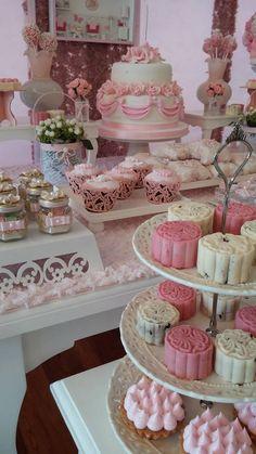 detalles rosa