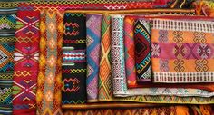 Tenun Buna from Timor islands,  Indonesia, shawls, handwoven