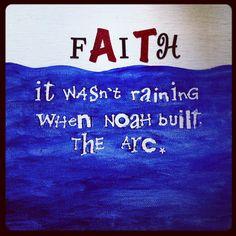 Faith. Quotes.
