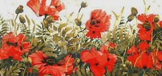 Mary Ann Rogers (Poppies)