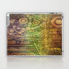 Kringles Smiley Laptop & iPad Skin by Fine2art - $25.00