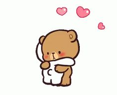 The perfect MilkAndMocha Love Hug Animated GIF for your conversation. Discover and Share the best GIFs on Tenor. Cute Hug, Cute Love Gif, Cute Couple Cartoon, Cute Love Cartoons, Cute Bear Drawings, Kawaii Drawings, Calin Gif, Gif Mignon, Bisous Gif