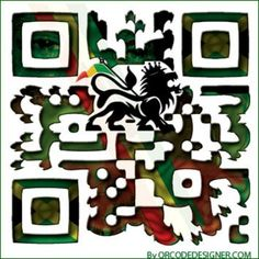This code edits the individual square bits into edgy shapes, rendering an artistic design that still scans Code Art, Qr Codes, Orchestra, Logo Design, Coding, Branding, Shapes, Creative, Artwork
