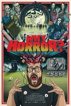 Why Horror - A los que nos gusta el terror