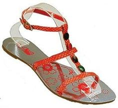 Womens Roman Gladiator Sandals Flats Thongs Shoes Multi Color Stones 4 Colors  Best Price $7.99