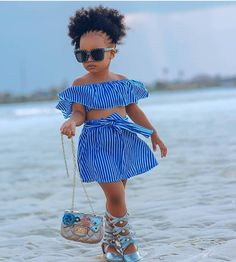 Check out these latest african fashion trends we have lined up for you today. They look classic and absolutely gorgeous. Baby African Clothes, African Dresses For Kids, Latest African Fashion Dresses, Cute Little Girls Outfits, Kids Outfits Girls, Little Girl Dresses, Cute Kids Fashion, Baby Girl Fashion, Toddler Fashion