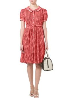 Orla Kiely - Come fly with me dress with airplane print
