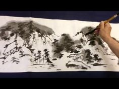 Traditional Chinese Painting by Cheng Ming 001 - YouTube