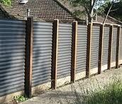 corrugated fence - Google Search