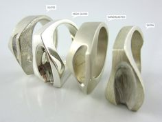 3D Printing in Silver, Now Better Than Ever!