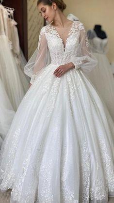 Diy Wedding Dress, Rustic Wedding Dresses, Sweetheart Wedding Dress, Long Sleeve Wedding, Modest Wedding Dresses, Bridal Dresses, Wedding Gowns, Nice Dresses, Wedding Ideas
