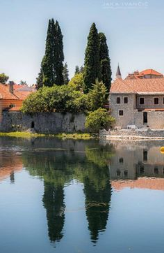 Bosnia And Herzegovina, Traveling, Europe, River, Mansions, Architecture, World, House Styles, Places
