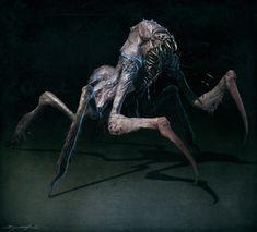 ArtStation - Crawlies, Bryan Wynia