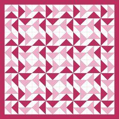 Penny Rose Fabrics Blog: Traditional Block Thursday: Dutchman's Puzzle