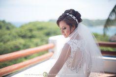 Boda Miriam y Christian - Nuestros Clientes Bodas Huatulco Beach Wedding Hair, Wedding Hairstyles, Wedding Dresses, Hair Styles, Blog, Fashion, Bridal Veils, Wedding Hair Styles, Beach Weddings