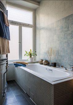 #styling #homestyling #bathroom #badrum Homestyling av våning vid Djurgårdsbron | Move2