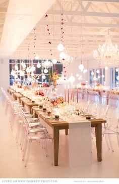 Beautiful lighting | Photo: Catherine Mac, Lighting: Something Different