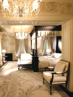 Are you looking forward to design the master bedroom in your house? As the main bedroom in the house, it is not strange to go all out with the design. Ivory Bedroom, Home Bedroom, Bedroom Decor, Master Bedroom, Bedroom Ideas, Bedroom Suites, Bedroom Furniture, Beautiful Bedrooms, Beautiful Interiors