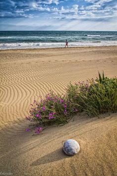 El Cable Beach Marbella Spain