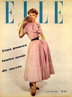 Elle, May 1948