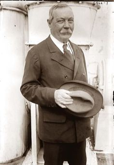 Sir Arthur Conan Doyle. Old Pics Archive (@oldpicsarchive)   Twitter