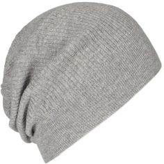 Paradise Rib Beanie ($30) ❤ liked on Polyvore featuring accessories, hats, beanies, gorros, grey marl, gray hat, gray beanie hat, allsaints, grey beanie and beanie caps