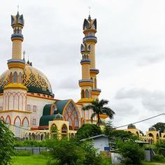 Islamic Center, (Masjid Mataram), Lombok, West Nusa Tenggara, Indonesia