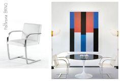 Poltrona BRNO - Mies Van Der Rohe #mies #design #chair #casadasamigas