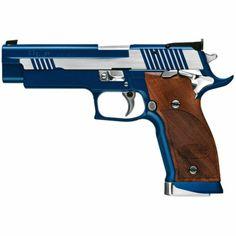 Sig Sauer P226 X-Five Blue Moon Handgun-758891 - Gander Mountain I love blue guns!!! 9mm beautiful