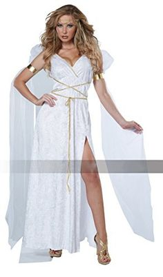 #womensfashion California Costumes Women's Athenian Goddess Costume: Looking good doesn't have to mean spending a ton of… #womensclothing