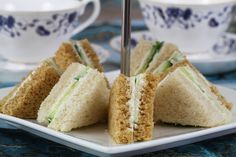 How to Prevent Tea Sandwiches From Drying Out | POPSUGAR Food