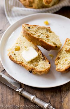 Grandma's Irish Soda Bread. - Sallys Baking Addiction