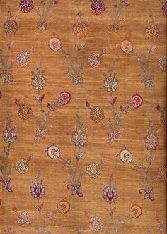 Persian Textiles - TextileAsArt.com, Fine Antique Textiles and Antique Textile Information - Early Safavi Silk Brocade