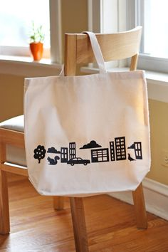 Adorable tote bag