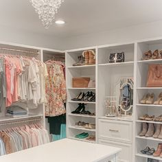 There's nothing we love more than the big reveal of a closet makeover! We think @melissaobrien29's SpaceCreations master closet turned out beautifully. #Closet #ClosetGoals #DIY #HomeDecor #ClosetMaid