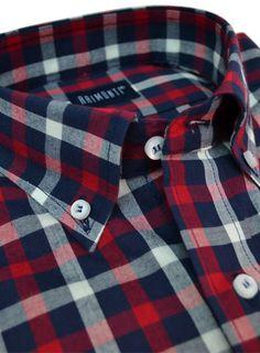 Red checked Raimonti shirt