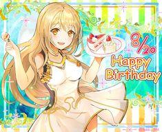 シラキコウ(白号)(@hakki_gou)さんのメディアツイート / Twitter Happy Birthday, Princess Zelda, Twitter, Anime, Fictional Characters, Happy Brithday, Urari La Multi Ani, Happy Birthday Funny, Cartoon Movies