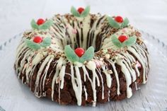 Clinkers Rocky Road Wreath | The WHOot