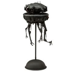Sideshow Collectibles Star Wars The Force Awakens Probe Droid 1:6 Scale Statue: Image 01