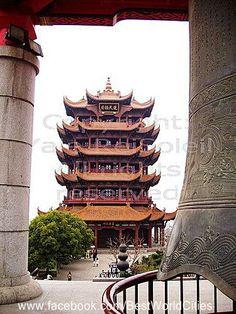 Wuhan, Yellow Crane Tower.