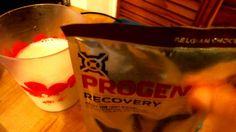Progenex Recovery Whey Protein (Hydrolized) Mix/taste Review