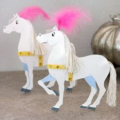 15 Cinderella Crafts and Recipes Fit for a Princess cinderella horse craft all things disney diy crafts 15 Cinderella Crafts and Recipes Fit for a Princess Cinderella Crafts, Disney Princess Crafts, Disney Diy Crafts, Disney Princess Birthday, Cinderella Decorations, Cinderella Coach, Cinderella Theme, Cinderella Birthday, Cinderella Princess