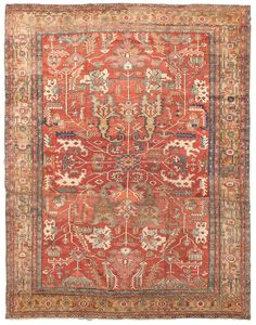 Bakhshaish Antique Rug from Woven Accents