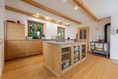 Küchen Design, My Room, Woodworking Plans, Liquor Cabinet, Sweet Home, New Homes, Farmhouse, Storage, Kitchen